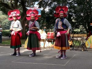 Barracão Cultural -foto de Eliane Verbena